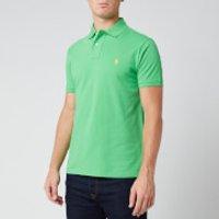 Polo Ralph Lauren Men's Slim Fit Mesh Polo Shirt - Neon Green - S