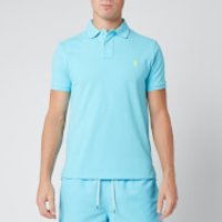 Polo Ralph Lauren Men's Slim Fit Mesh Polo Shirt - French Turquoise - S