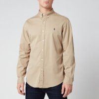 Polo Ralph Lauren Men's Chino Sport Shirt - Surrey Tan - M