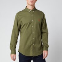 Polo Ralph Lauren Men's Chino Sport Shirt - Jungle - XXL