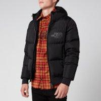 Dsquared2 Men's Hooded Puffer Jacket - Black - S