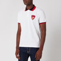 Dsquared2 Men's Tennis Fit Polo Shirt - White - M