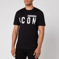 Dsquared2 Men's Cool Fit Icon T-Shirt - Black - XL