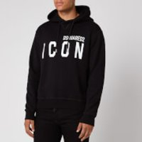 Dsquared2 Men's Cool Fit Icon Hoodie - Black - XXL