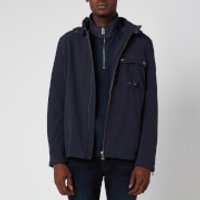 Belstaff Men's Wing Jacket - Dark Navy - IT 46/S