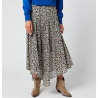 Isabel Marant Etoile Women's Pabna Skirt - Black - FR 40/UK 12