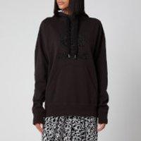 Isabel Marant Etoile Women's Mansel Logo Sweatshirt - Faded Black - FR 40/UK 12