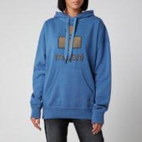 Isabel Marant Etoile Women's Mansel Sweatshirt - Blue - FR 36/UK 8