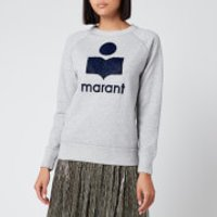 Isabel Marant Etoile Women's Milly Sweatshirt - Grey - FR 34/UK 6