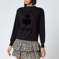 Isabel Marant Etoile Women's Kilsen Sweatshirt - Black - L