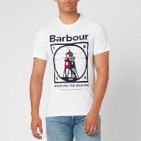 Barbour Men's Tarbert T-Shirt - White - S