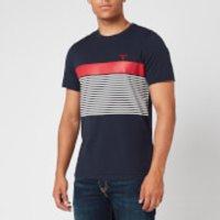Barbour Men's Braeside T-Shirt - Navy - S