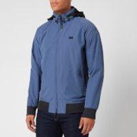 Barbour International Mens Illford Jacket - Blue Metal - L