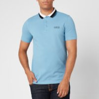 Barbour International Men's Ampere Polo Shirt - Cool Blue - L
