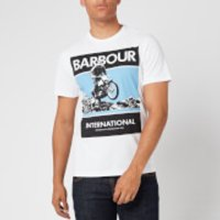 Barbour International Men's Frame T-Shirt - White - S