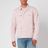 Barbour International Men's Dion Jacket - Dust Pink - XL