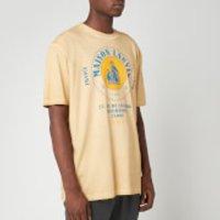 Lanvin Men's Maison Lanvin Logo T-Shirt - Beige - XL