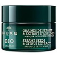 NUXE Sesame Seeds and Citrus Extract Radiance Detox Mask 50ml