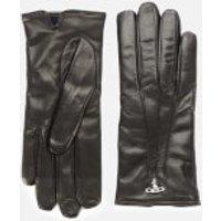 Vivienne Westwood Women's Classic Gloves - Black - L