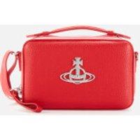 Vivienne Westwood Womens Johanna Camera Bag - Red