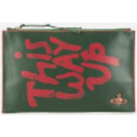 Vivienne Westwood Women's I Am Expensive Pouch - Green