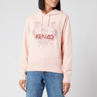 KENZO Women's Icon Classic Tiger Hoodie - Faded Pink - S