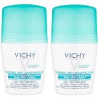 VICHY No Marks Roll-on Deodorant Duo 50ml