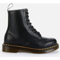 Dr. Martens 1460 Smooth Leather 8-Eye Boots - Black - UK 5
