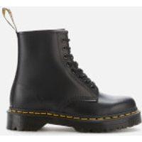 Dr. Martens 1460 Bex Smooth Leather 8-Eye Boots - Black - UK 9