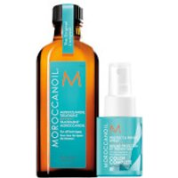 Moroccanoil Treatment with Free Protect & Prevent Spray (Worth PS41.70)