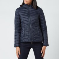 Barbour Womens Fulmar Quilt Jacket - Navy - UK 12