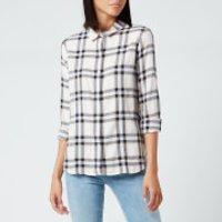 Barbour Women's Shoreline Shirt - Blue Check - UK 10
