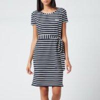 Barbour Women's Rowlock Dress - Navy - UK 14