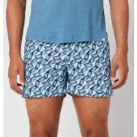 Orlebar Brown Men's Setter Eldora Swim Shorts - Washed Indigo/Navy - W30