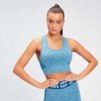 Image of Myprotein MP Women's Curve Bra - True Blue - XXL