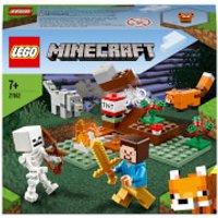 LEGO Minecraft: The Taiga Adventure (21162)
