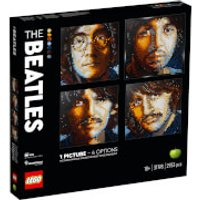 LEGO Art The Beatles Set for Adults Wall Decor (31198)