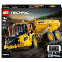 LEGO Technic: 6x6 Volvo Articulated Hauler (42114)