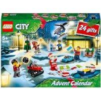LEGO® City: Calendario de Adviento (60268)