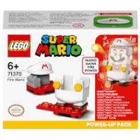 LEGO Super Mario Fire Power-Up Pack Expansion Set (71370)