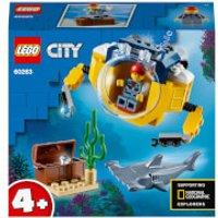 LEGO City Oceans: Ocean Mini-Submarine (60263)
