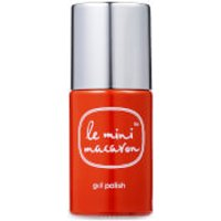 Le Mini Macaron Gel Polish Blood Orange 10ml