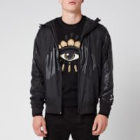 KENZO Men's Windbreaker Jacket - Black - XL