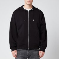KENZO Men's Classic Tiger Full Zip Hoodie - Black - XS