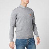 KENZO Men's Tiger Crest Jumper - Dove Grey - XS