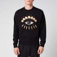 KENZO Men's Classic Eye Sweatshirt - Black - L