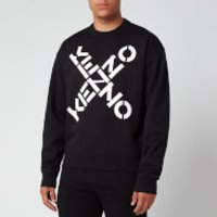 KENZO Men's Sport Big X Sweatshirt - Black - M