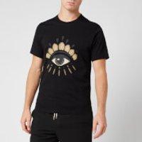 KENZO Men's Classic Eye T-Shirt - Black - XS