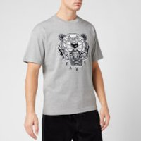 KENZO Men's Varsity Tiger T-Shirt - Pearl Grey - XS
