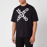 KENZO Men's Sport Big X T-Shirt - Black - XS